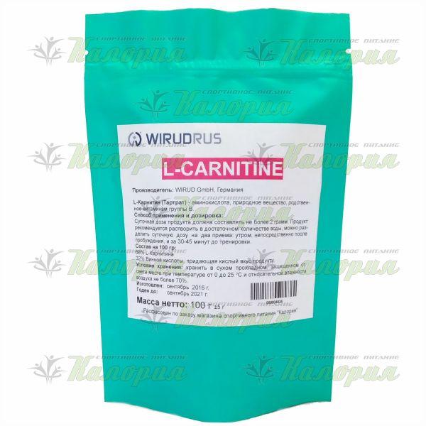 L-Carnitine (Тартрат) 100 гр.