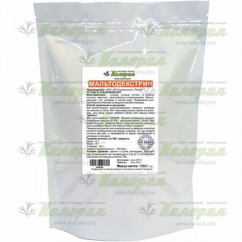 Мальтодекстрин - 1 кг