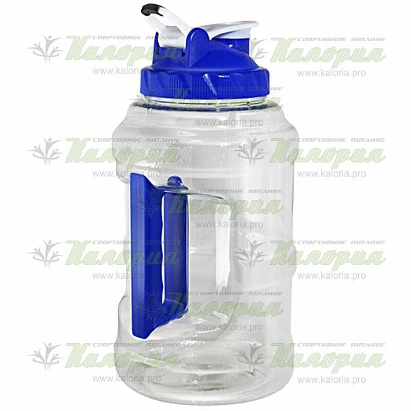 Бутылка для воды (канистра прозрачная) - 2,5 л