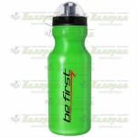Бутылка для воды с крышкой - 600 мл