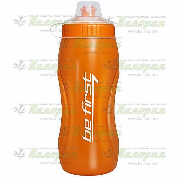 Бутылка для воды с крышкой - 700 мл