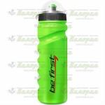 Бутылка для воды с крышкой - 750 мл