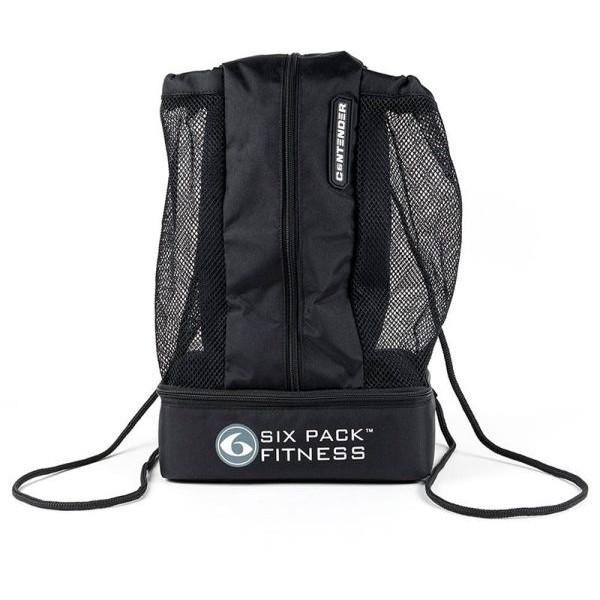Рюкзак с контейнерами для еды 6 Pack Fitness Contender Stealth