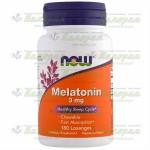 Melatonin 3 mg - 180 lozenges