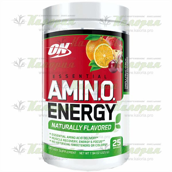 Amino Energy Essential Naturally Flavored - 225 g