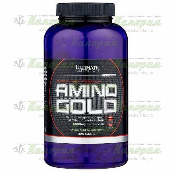 Amino Gold - 325 tabs