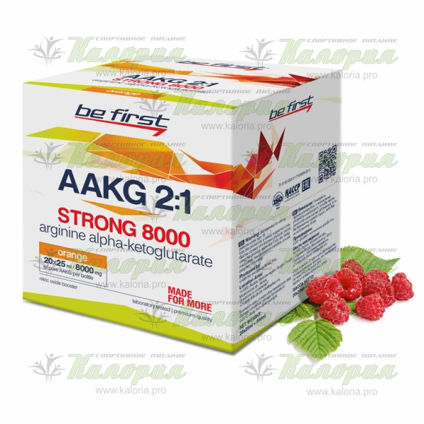 AAKG 2:1 Strong 8000 - ампула 25 мл