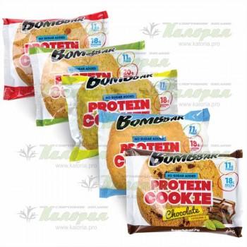 Протеиновое печенье BombBar - 60 г