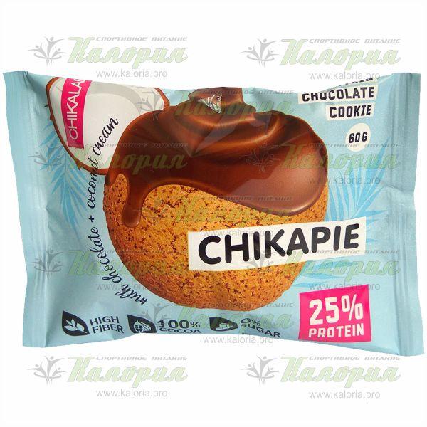 CHIKAPIE Протеиновое печенье - 60 г