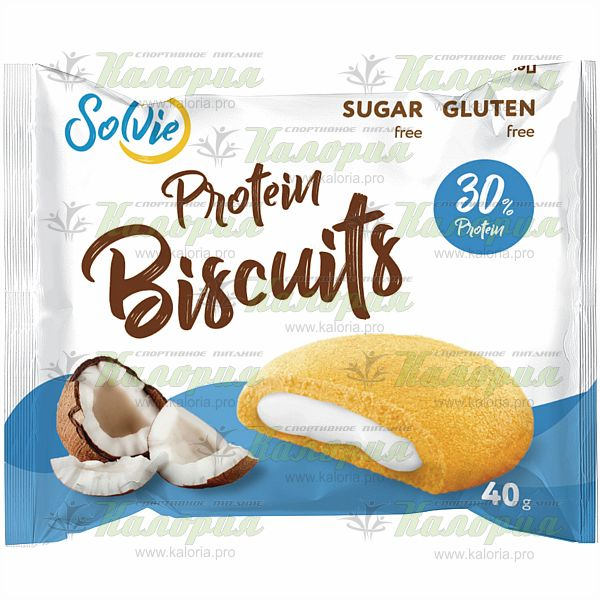 Protein Biscuits - 40 г