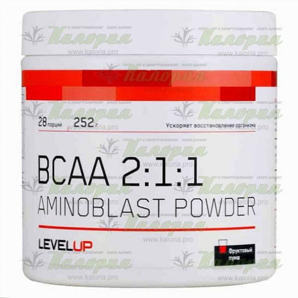 BCAA 2:1:1 Aminoblast Powder - 252 г