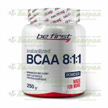 BCAA 8:1:1 Instantized powder - 250 г