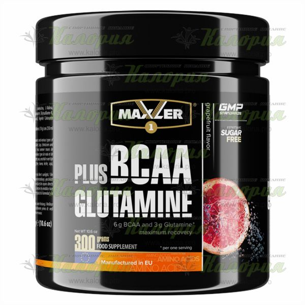 BCAA plus Glutamine - 300 г