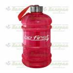Бутылка для воды (канистра прозрачная) - 2,2 л