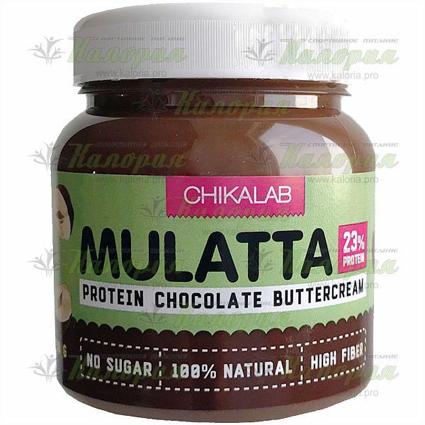 MULATTA шоколадная паста с фундуком - 250 г