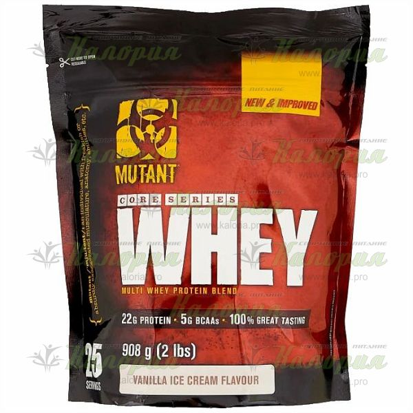 Whey Protein - 908 г