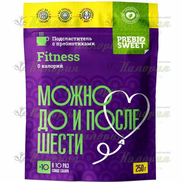 Fitness подсластитель с пребиотиками - 250 г