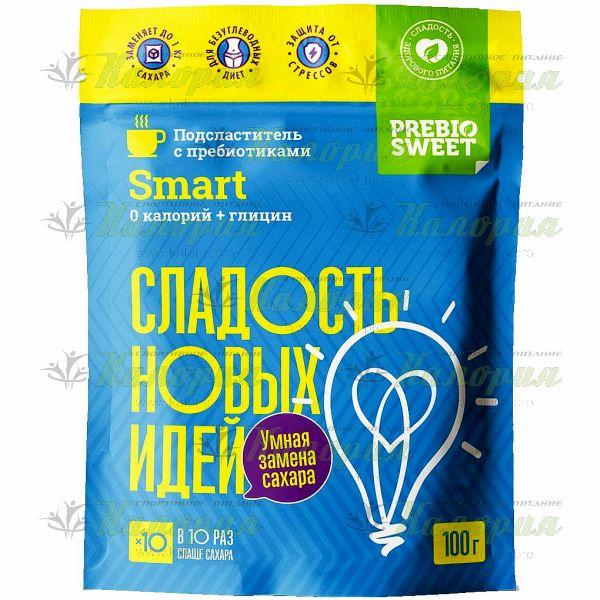 Smart подсластитель с пребиотиками - 100 г