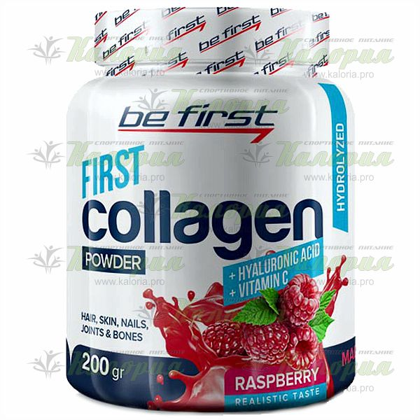 First Collagen Powder + Hyaluronic acid + Vitamin C - 200 г