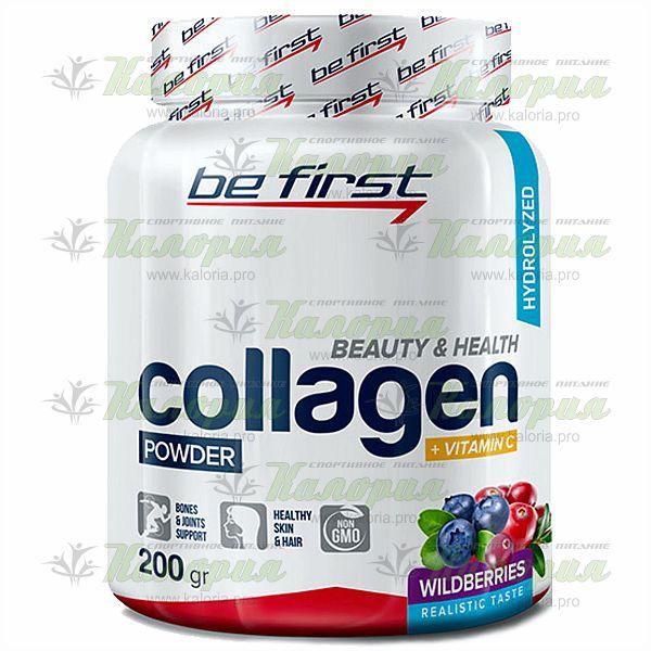 First Collagen Powder + Vitamin C - 200 г