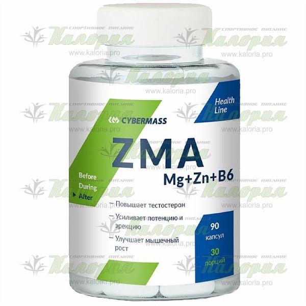 ZMA Mg+Zn+B6 - 90 капс.