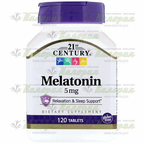Melatonin 5 mg - 120 tabs