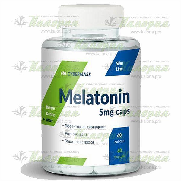 Melatonin 5 mg - 60 caps