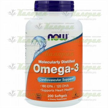 Omega-3 - 200 caps