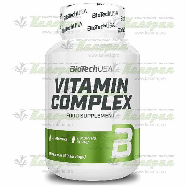 Vitamin Complex - 60 caps