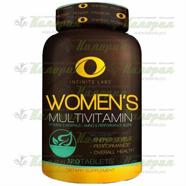 Women's Multivitamin - 120 tabs