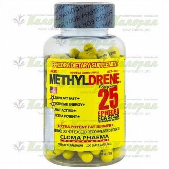 Methyldrene 25 - 100 caps